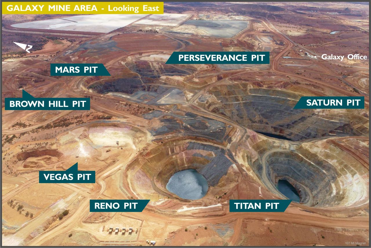 Mt Magnet Gold Mine – Ramelius Resources